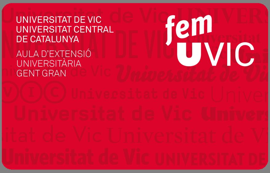 Carnet Aules d'Extensió Universitària Gent Gran
