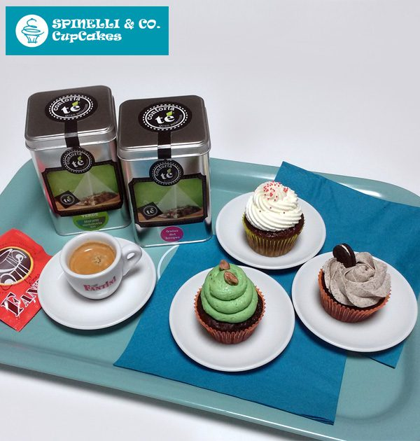 Spinelli&Co Cupcakes - U-Vals UVic