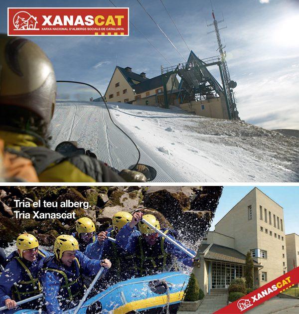 Albergs Xanascat - U-Vals UVic