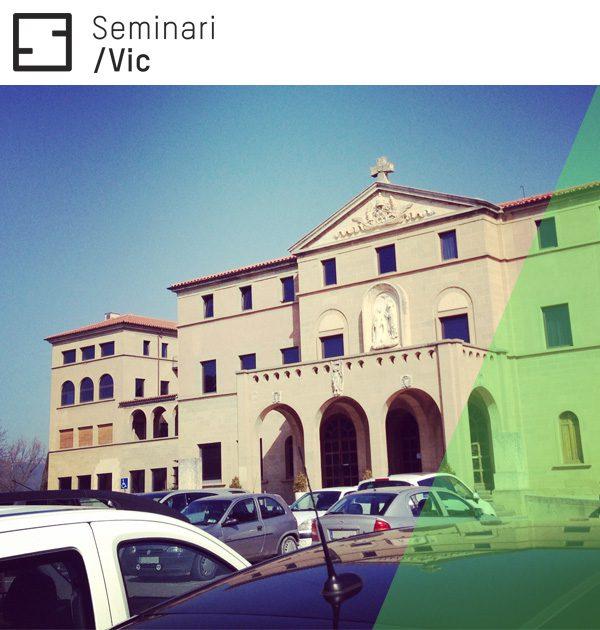 Seminari de Vic - U-Vals UVic