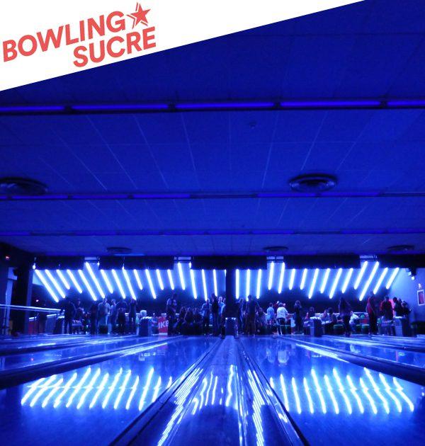 Bowling Sucre - U-Vals UVic