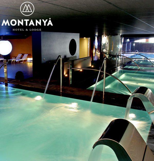 Hotel Muntanya - U-Vals UVic